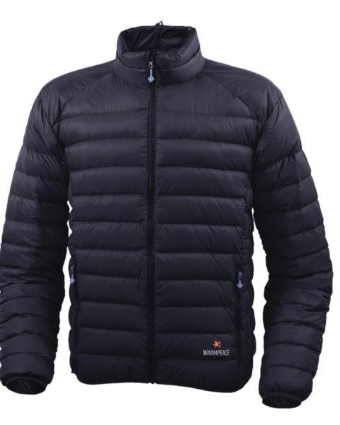 Warmpeace_Drake jacket black