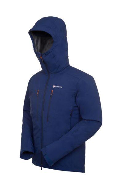 Montane Windjammer Jacket - Antarctic Blue 2