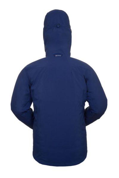 Montane Windjammer Jacket - Antarctic Blue 3