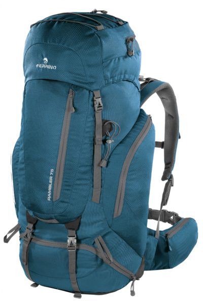 Ferrino Rambler 75 l blue 1