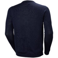 Skagen Merino Sweater Navy 33997_597-4-back3