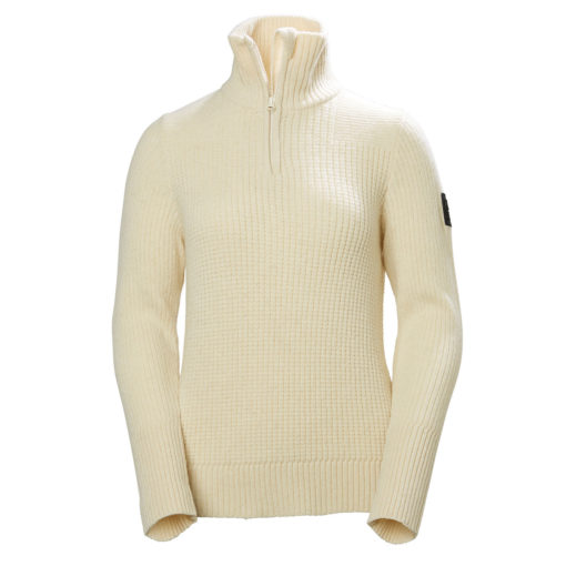 W Marka Wool Sweater off white 51832_011-2-main