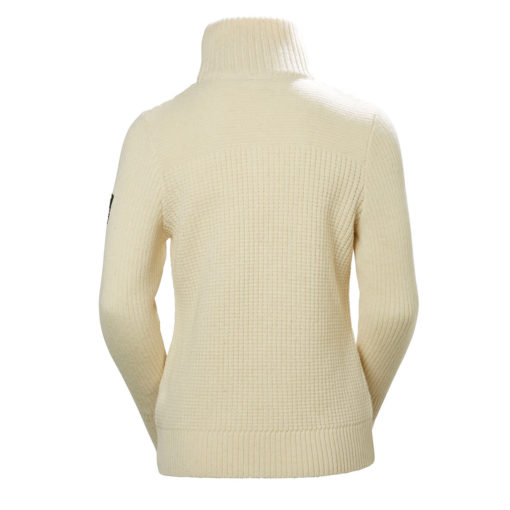 W Marka Wool Sweater off white 51832_011-4-back